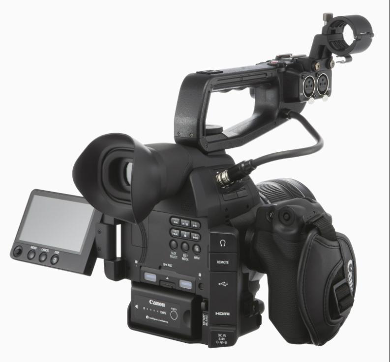 Canon Announces the EOS C100 Mark II Cinema Camera With Dual Pixel