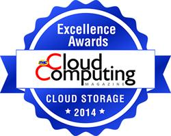 Abacus Private Cloud named 2014 Cloud Computing Storage Excellence Award Winner