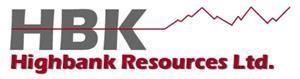 Highbank Resources Ltd.