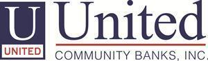 UCBI; UNITED COMMUNITY BANKS, INC.; UNITED COMMUNITY BANK; BLAIRSVILLE, GA; UNITED;