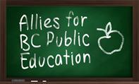 Allies for BC Public Education