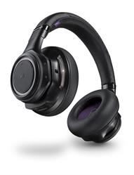 Plantronics® BackBeat PRO wireless, active noise canceling stereo headphones with mic