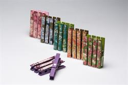 Clothespin Magnets by The Rare Orchid