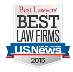 Strauss Troy Named A Best Law Firm 2015