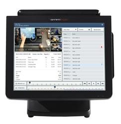 SmartPOS Video Journaling - Up to Four Cameras and POS Data in One Easy View