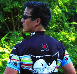Mark Hom, cycling, fitness