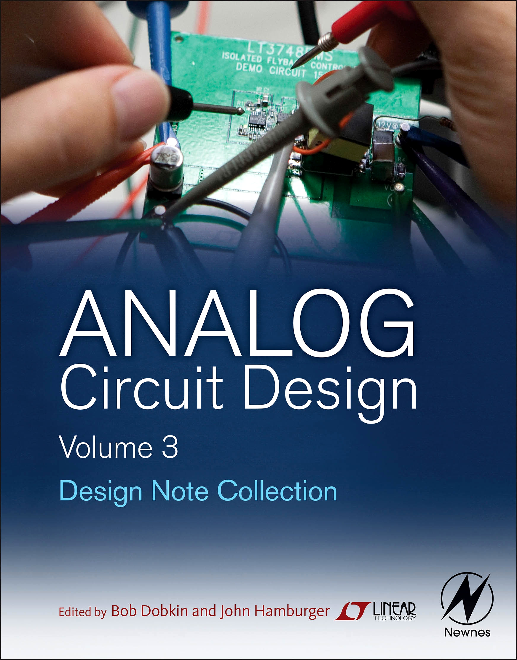 Elsevier Publishes Analog Circuit Design Volume Three And