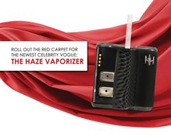 Roll out the Red Carpet for the newest Celebrity Vogue: The Haze Vaporizer