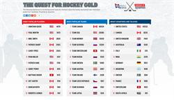 The Quest for Hockey Gold