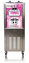 Donper America and Cowberry Frozen Yogurt Partner to Offer Soft Serve for C-Stores