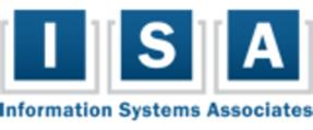 Information Systems Associates, Inc. Logo