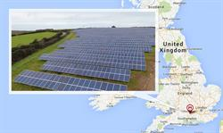 Martifer Solar UK Solar Project