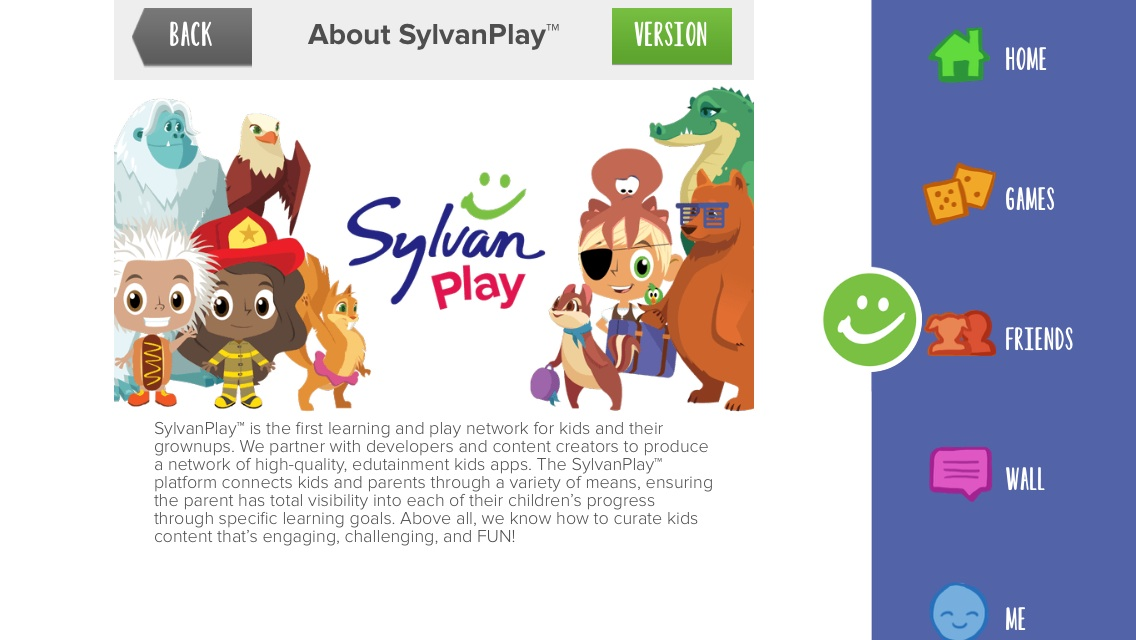 Sylvan Learning Launches Mobile Games Network For Kids