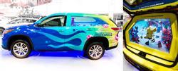 Identity ATM Toyota Highlander Fish Tank