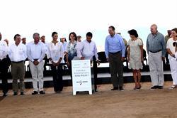 President of Mexico Inaugurates 39 MW Aura Solar Plant
