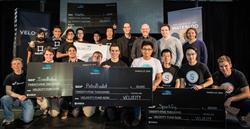 Winners of the Velocity Fund Finals