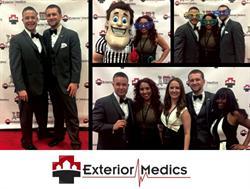 Exterior Medics Team at WMCCAI Expo 2014