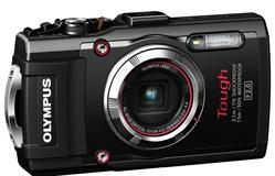 Olympus TOUGH TG-3 Digital Camera