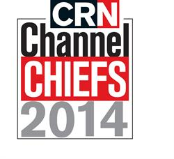 Condusiv Technologies senior executives recognized as CRN's 2014 Channel Chiefs