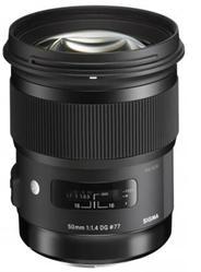 Sigma 50mm F1.4 DG HSM  Art lens at BHPhoto