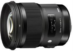 Sigma the 50mm F1.4 DG HSM for Nikon F mount