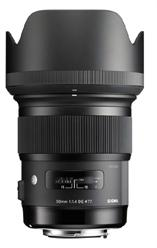 Sigma 50mm f/1.4 DG HSM Lens for Sony A at BHPhoto