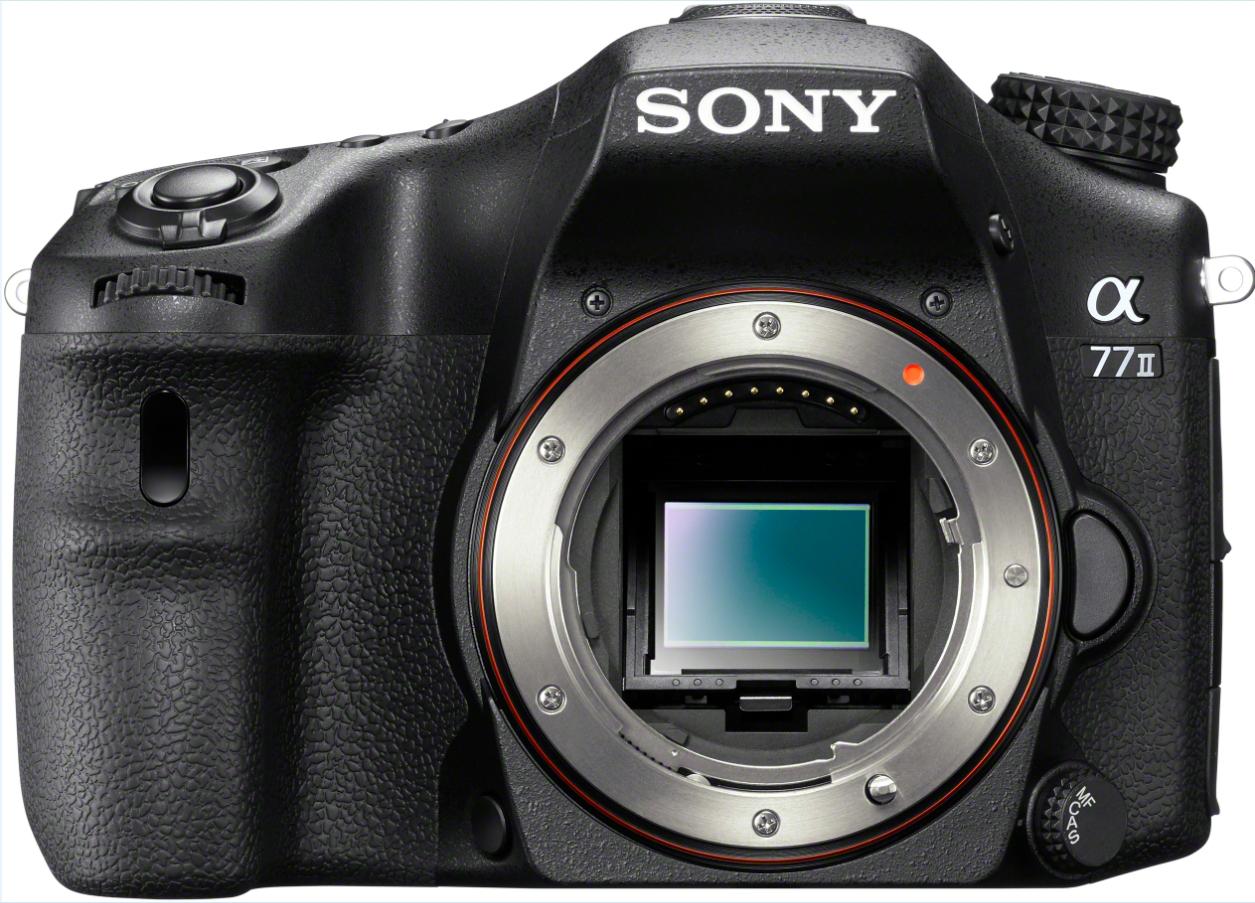 Sony Announces the α77II (Alpha 77 Mark II) Translucent Mirror DSLR