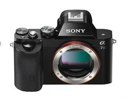 Sony's a7S Full-Frame Digital Camera