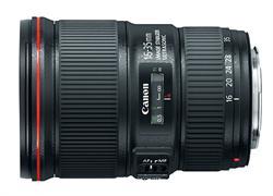 Canon EF 16-35mm f/4L IS USM Lens