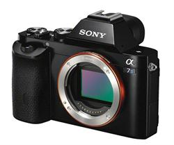 Sony Alpha a7S Full-Frame Camera