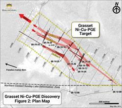 Figure 2: Grasset Discovery Plan Map & Horizons