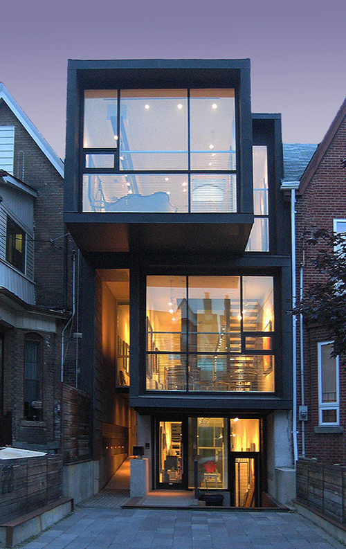 Explore Toronto 39 S Coolest Modern Homes June 7