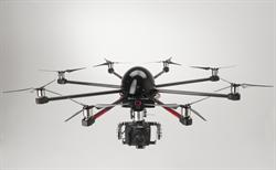 MULTIROTOR G4 8.8 Brushless Skycrane