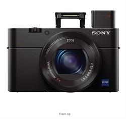 Open flash on Sony RX100 III Digital Camera