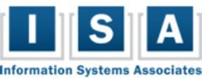Information Systems Associates, Inc. Logo
