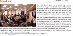 B&H Photo EventSpace