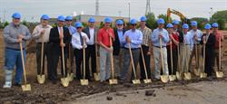 Highcrest Distribution Center Ground Breaking: Roseville, MN
