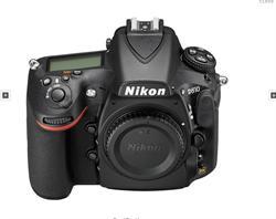 Nikon D810 DSLR at Nikon Kiosk
