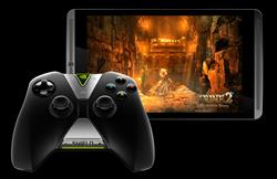 NVIDIA SHIELD tablet, SHIELD wireless controller, mobile gaming, Android, Tegra K1