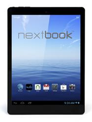 Current E FUN Nextbook 8 tablet users can download the Android 4.4 Kit Kat update now.