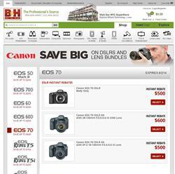 Canon 7D Camera kit