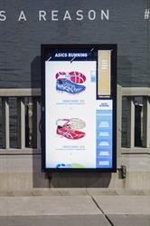 digital signage, retail technology, industry weapon, digital content, millennials