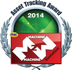 GPS Insight Wins Asset Tracking Product Award 2014