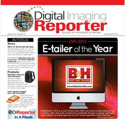 Digital Imaging Reporter, formerly Photo Industry Reporter
