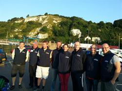 EC6 English Channel Relay Team