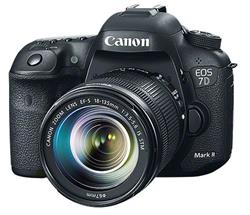 Canon 7D Mark II DSLR camera