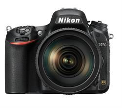 Nikon D750 Camera with 24-120mm Lens