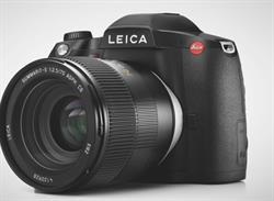 Leica S Medium Format DSLR Camera