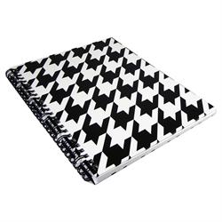 Loudmouth Notebook Oakmont Houndstooth