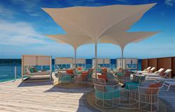 The Sunset Lounge & Bar at the Sonesta Ocean Point